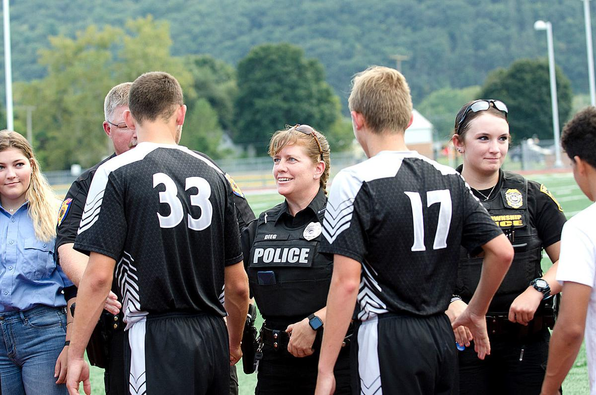 Athens soccer 9/11 game