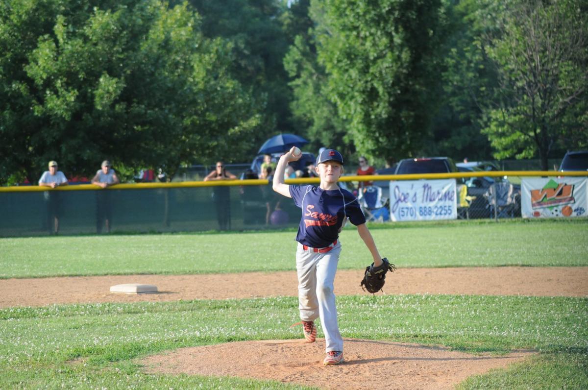 Wellsboro Minors top Sayre with walk-off single
