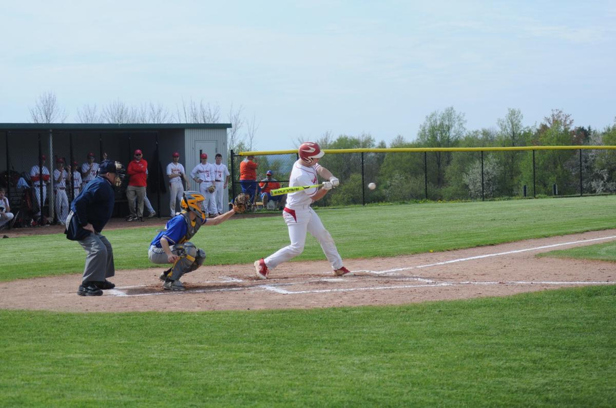 Tioga's Hendershot the Times' baseball Player of the Year
