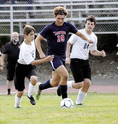 Local squads well-represented on NTL boys' soccer All-Star teams