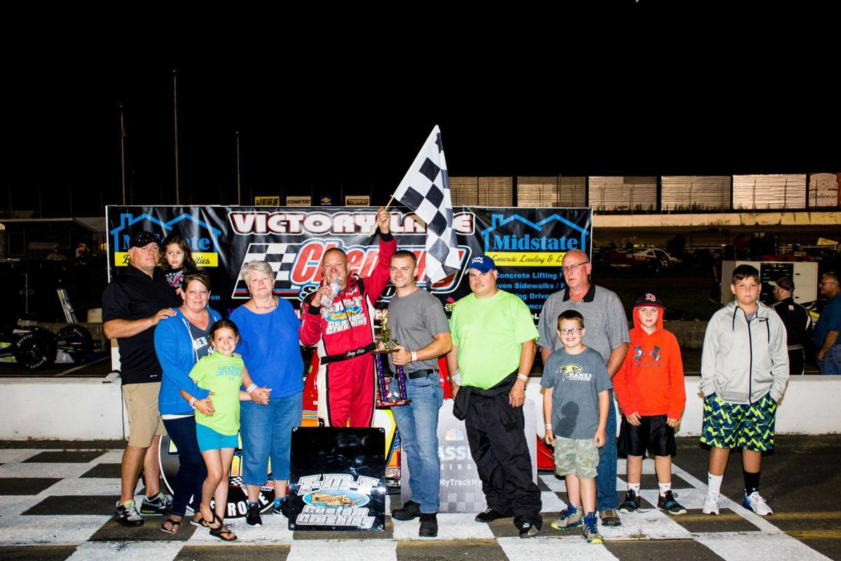 Gary Ham turns tragedy into triumph at Chemung