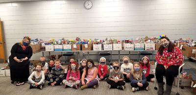 Tioga Central holds annual food drive
