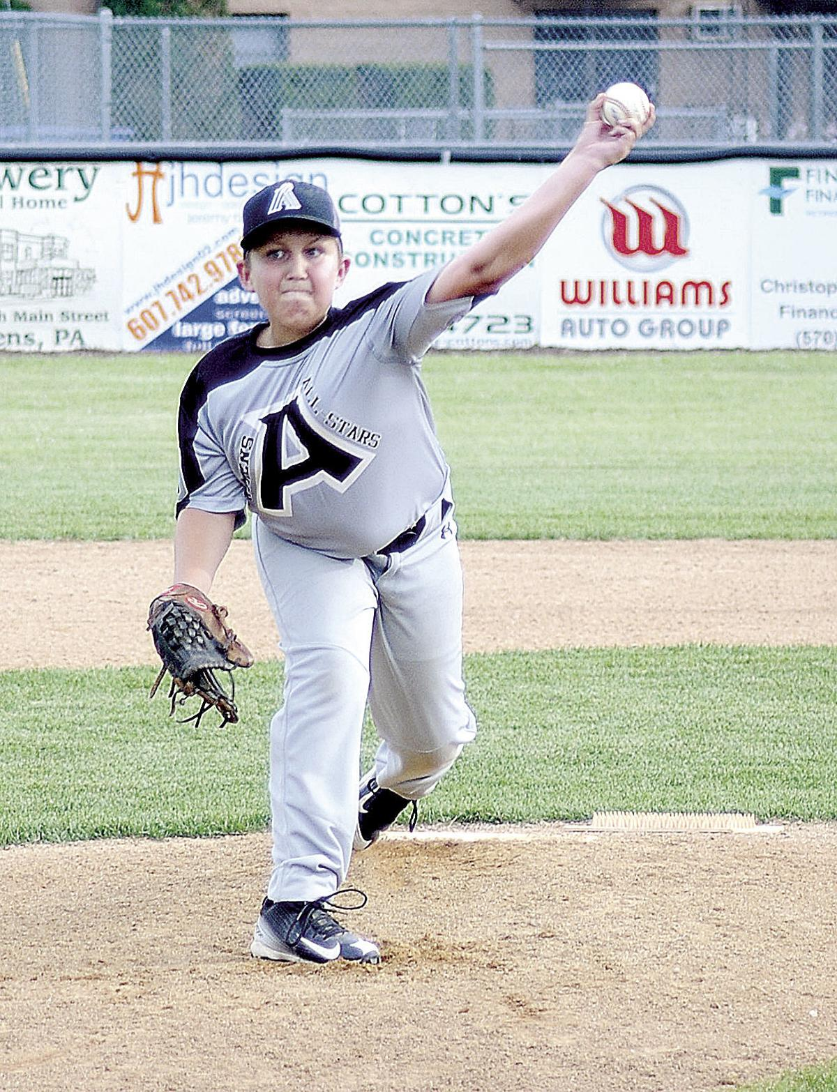 Athens Minors take District 15 title