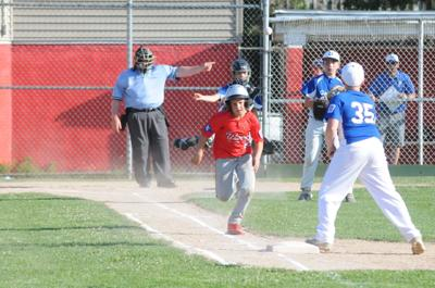 Big early deficit leads to Waverly loss
