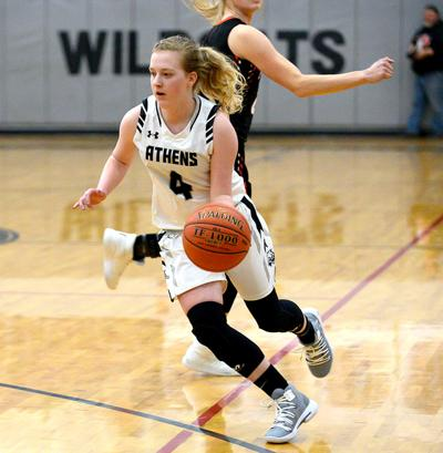 Athlete of the Month: Kayleigh Miller (Athens basketball)