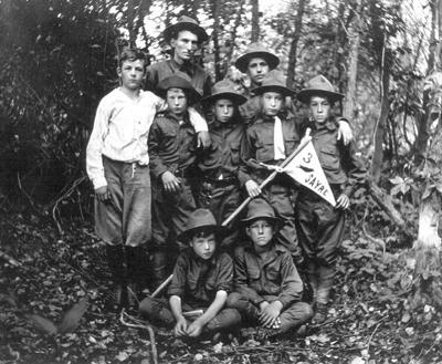 Sayre scouts