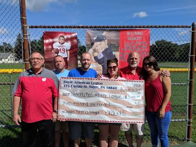 Kickball tourney raises money for Waverly community