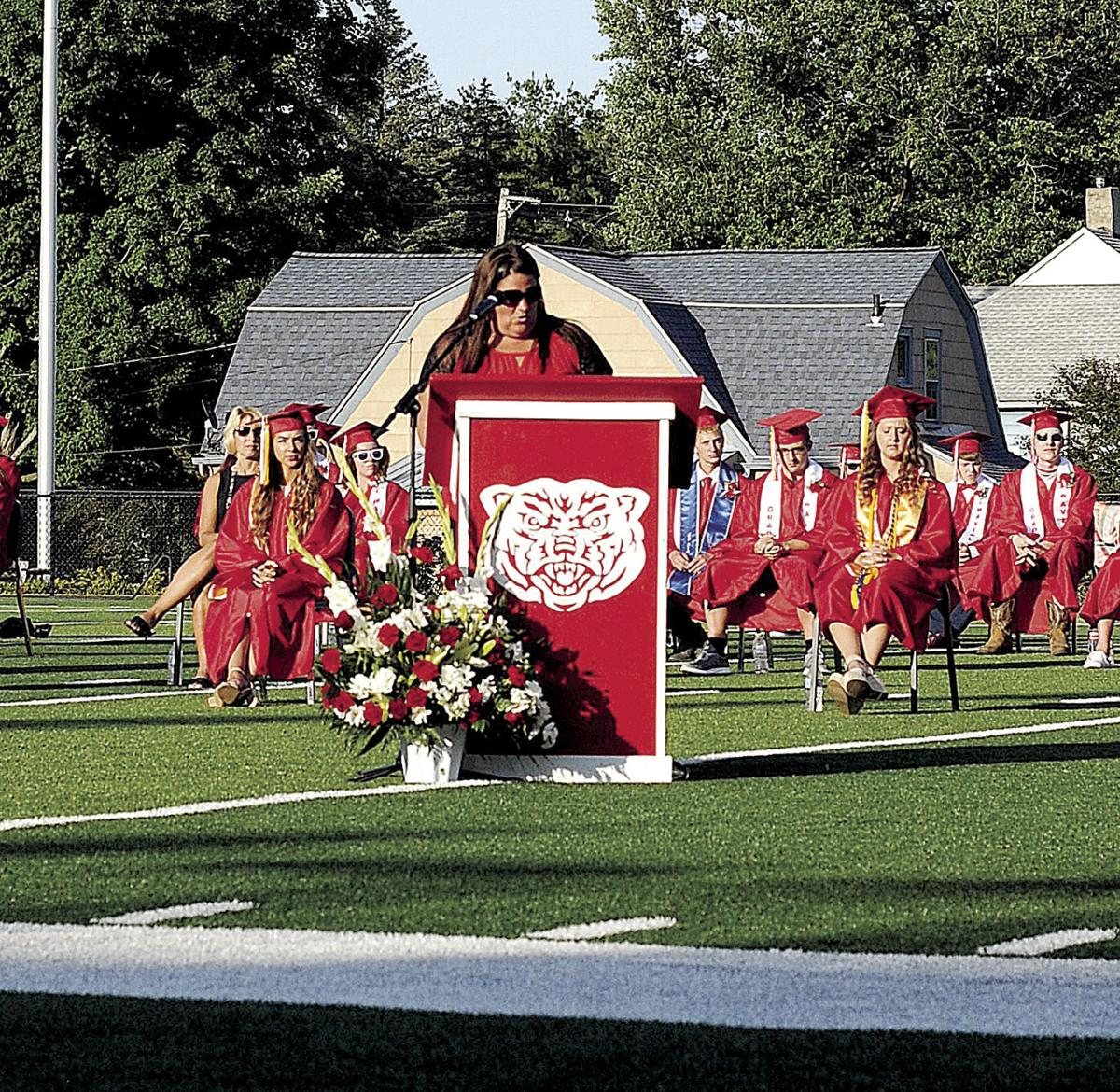 The wait is over as Waverly graduates 121