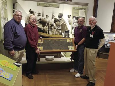 A bit of history returned to Sayre