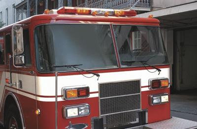 Ohio city's new $868K firetruck doesn't fit in station