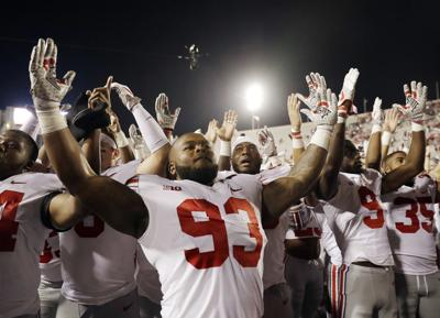 Ohio State stays at No. 2 in college football rankings (copy)