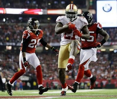 Frank Gore, San Francisco 49ers rally to reach Super Bowl