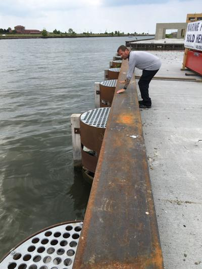 Lorain seawall repairs part of Black River restoration