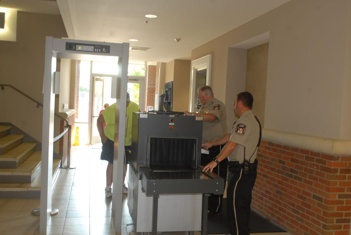 County Judicial workers overall pleased with changes at the courthouse