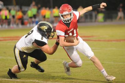 Lawrence County loses momentum, falls to Ardmore