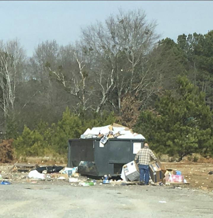 Littering in Lawrence County