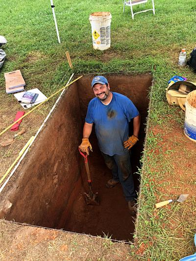Oakville hosts lecture on excavation research