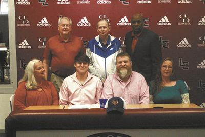 Lawrence County's Terry signs with Bevill State