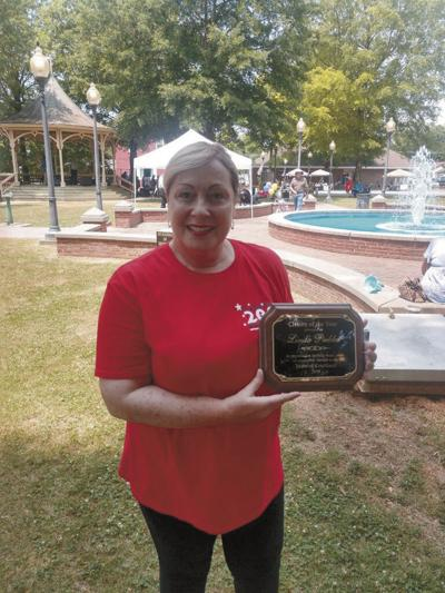 Peebles named Courtland Citizen of the Year