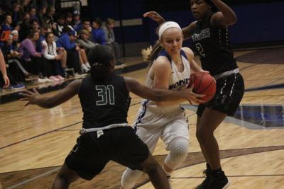 Lady Hornets down Tanner