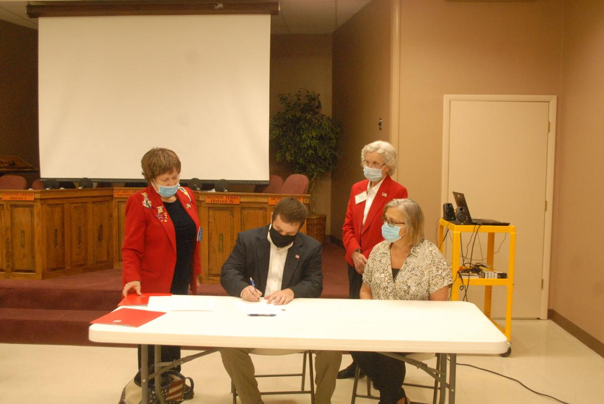 Lawrence County prepares for annual Constitution Week
