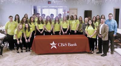Youth Leadership students attend Banking & Retail Day