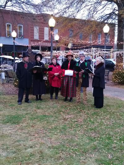 Christmas in Courtland; Tree lighting ceremony keeps holiday spirits alive