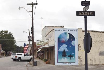 Courtland mayor has high hopes for historic downtown