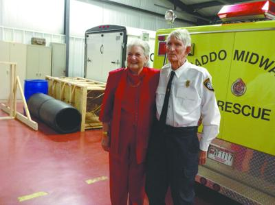 Whitlow honored as longest-serving fire chief in Alabama | Local