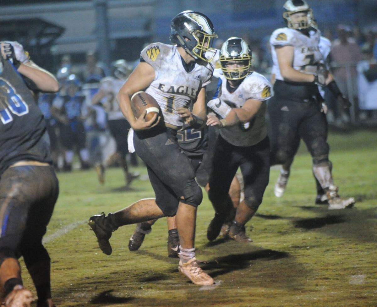 Hatton stuns unbeaten East Lawrence with blow out win