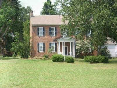 Visit the historic McMahon House for Courtland's Vintage Market on Sept. 21