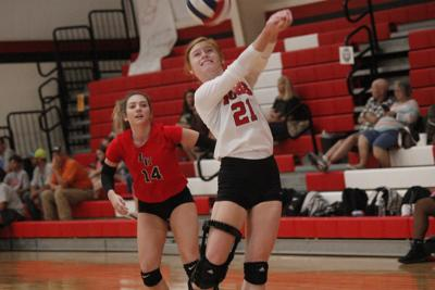 Lady Devils down Russellville; fall to Jasper in Tri Match