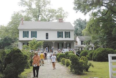 Celebrate General Wheeler's birthday at Pond Spring on Sept. 14