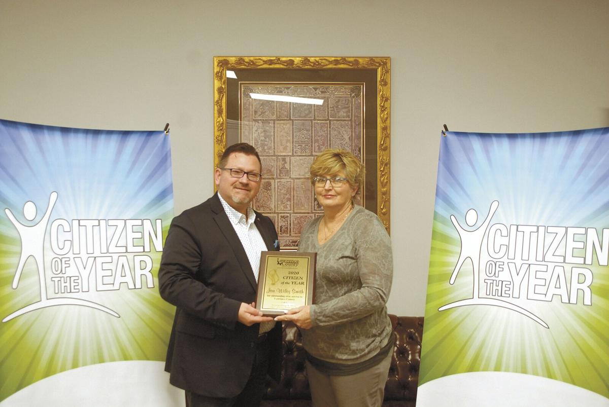 East Lawrence teacher named 2020 Citizen of the Year