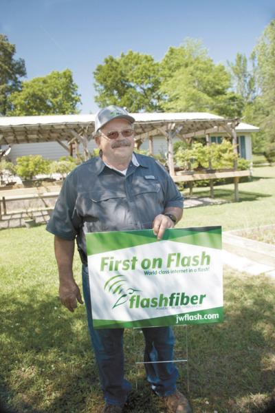 Have you heard?  FlashFiber is finally here!           What this means for you