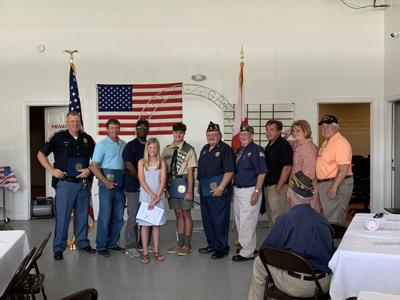 Local heroes honored at VFW Awards Ceremony