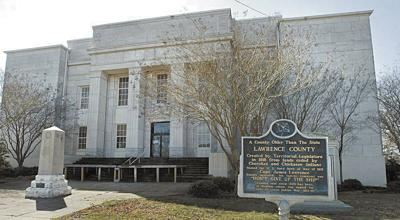 Plans for historic courthouse restoration pick up in Lawrence County