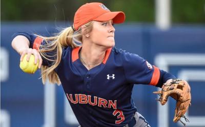 Former Auburn star joins Hatton softball program