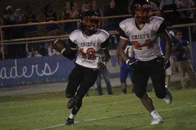 R.A. HUBBARD 46, Cherokee 23: Chiefs open 2019 with strong win