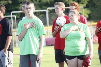 Athletics for All athletes show out at annual honor game