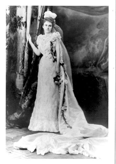 Miss Annie Wheeler remembered during National Military Appreciation Month