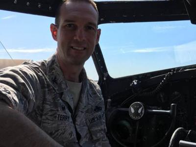 Air Force Colonel from Lawrence County assigned to the Pentagon
