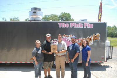 Pink Pig ranks as one of Alabama's Best four in pulled pork contest