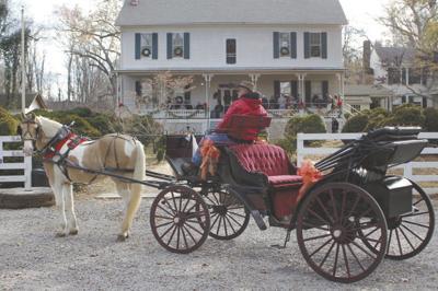 Celebrate Christmas at Pond Spring