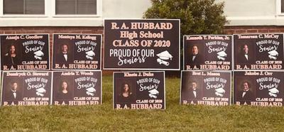 R.A. Hubbard honors outgoing seniors