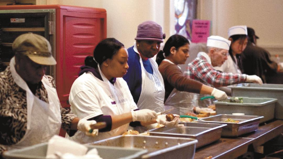 """COC Food Pantry and """"The Kitchen"""" will serve Christmas dinner to those alone and hungry"""
