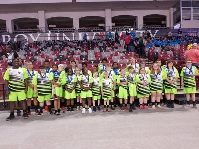 Lawrence County athletes bring home gold at state special olympics