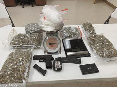 LC agents assist in Tuscumbia drug raid. More than $120,000 worth of meth, marijuana seized