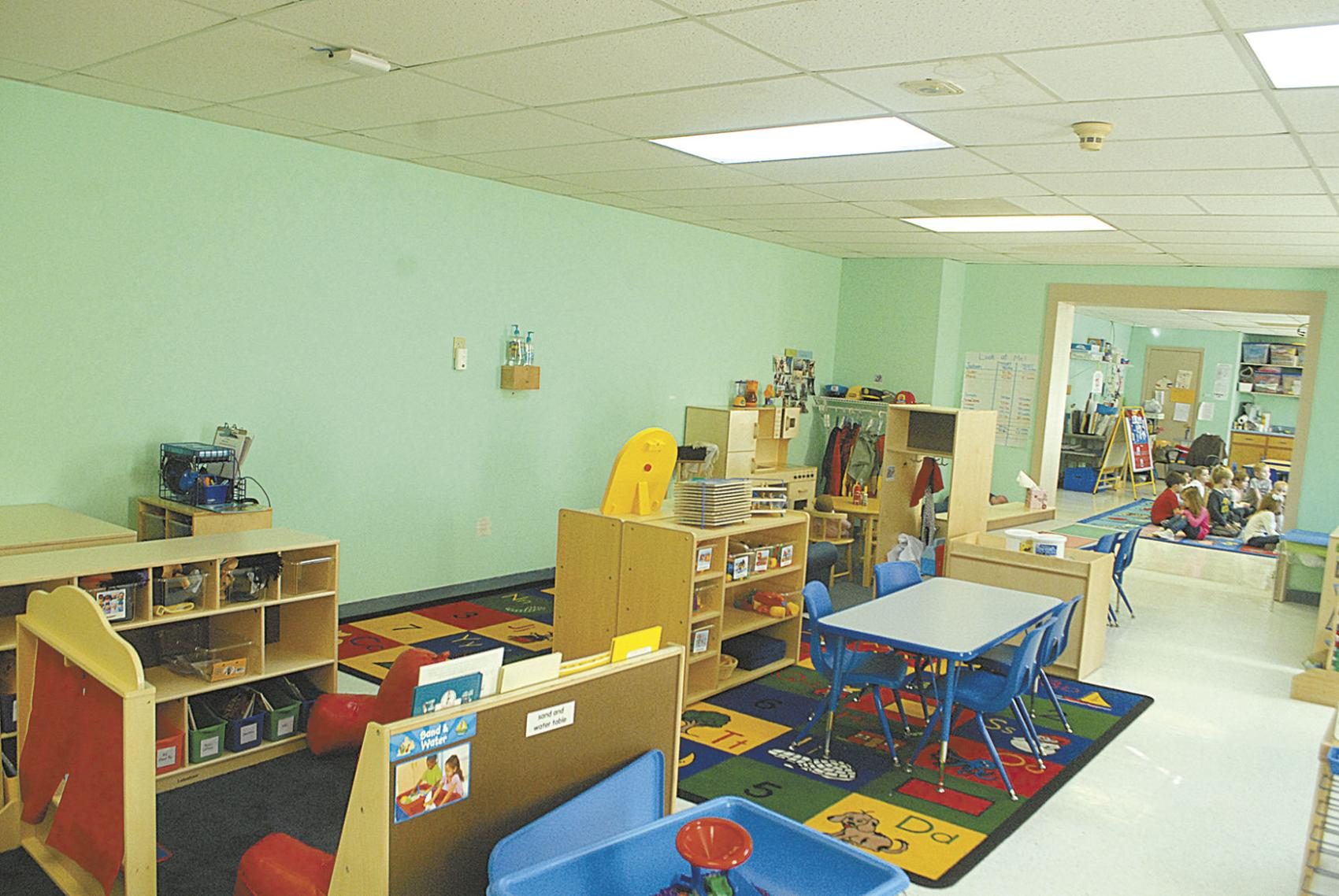 Moulton Pre-K classrooms improved with $40,000 grant