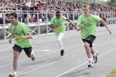Lawrence County hosts Special Olympics